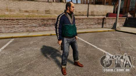 Trevor Phillips para GTA 4 segundo screenshot