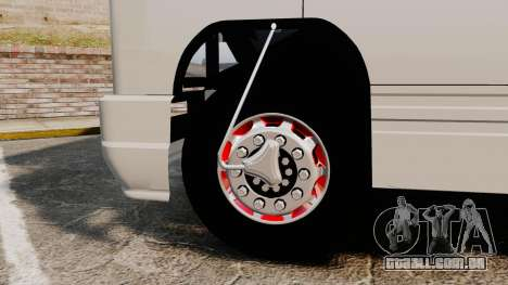 Mercedes-Benz 608 para GTA 4 vista de volta