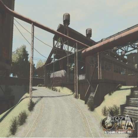 Tela de boot de cor para GTA 4 sétima tela