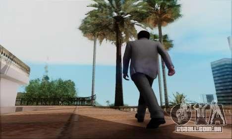 Trevor, Michael, Franklin para GTA San Andreas por diante tela