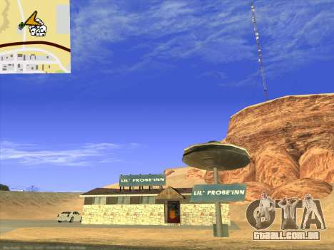 Novas texturas para interior para GTA San Andreas nono tela