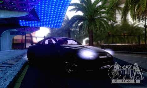 ENBSeries SA_PGAD por ArturIce v 1.0 para GTA San Andreas terceira tela