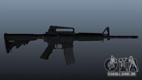 Carabina M4 para GTA 4 terceira tela
