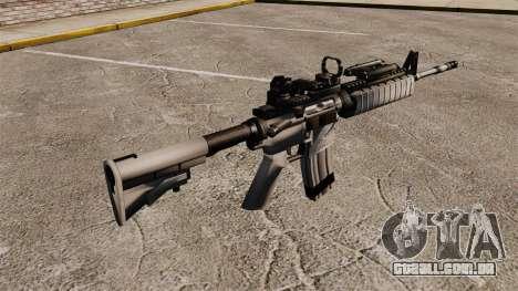 Automático M4 Red Dop v1 para GTA 4 segundo screenshot