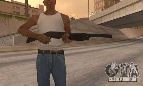 M37 Ithaca para GTA San Andreas