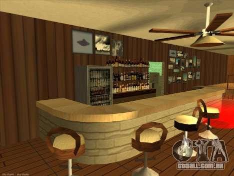 Novas texturas para interior para GTA San Andreas segunda tela