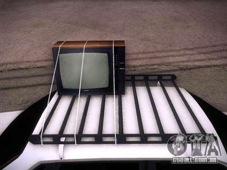 Audi 80 B2 v2.0 para GTA San Andreas traseira esquerda vista