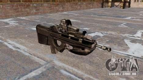 Fuzil de assalto FN F2000 para GTA 4