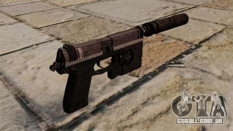 H & K MK23 Socom pistola semi-automática para GTA 4 segundo screenshot