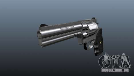 357 magnum revolver para GTA 4