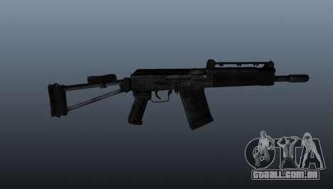 Saiga-12 shotgun para GTA 4 terceira tela