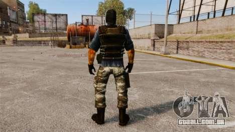 Leste Europeu terrorista Phoenix para GTA 4 terceira tela