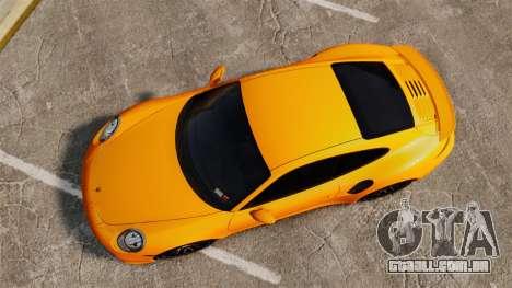 Porsche 911 Turbo 2014 [EPM] para GTA 4 vista direita