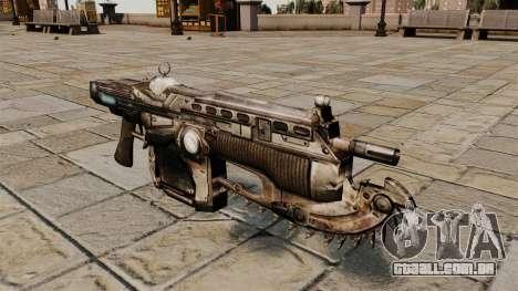 O Rifle Lancer para GTA 4