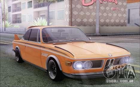 BMW 30 CSL 1971 para GTA San Andreas