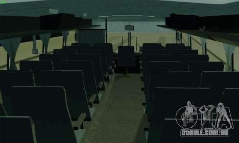 LAZ 699R para vista lateral GTA San Andreas