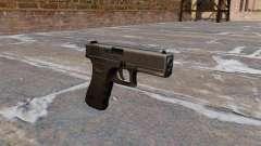 Carregamento automático pistola Glock 17