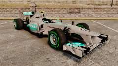 Mercedes AMG F1 W04 v4