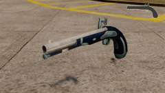 Pistola Flint-fechamento