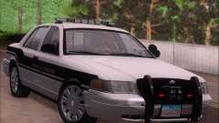 Ford Crown Victoria San Andreas State Trooper para GTA San Andreas