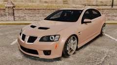 Pontiac G8 GXP [VE] 2009