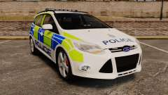 Ford Focus Estate Norfolk Constabulary [ELS]