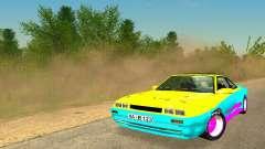 Opel Manta Mattig Extreme para GTA San Andreas