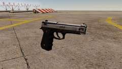 Carregamento automático pistola Beretta M92