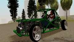 Nocturnal Motorsports Coyote para GTA San Andreas