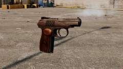 Pistola autocarregável Makarova