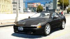 Mitsubishi GTO Twin Turbo 1992
