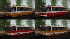 LIAZ 5256.00 pele 3-Pack