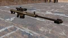 Rifle de sniper Barrett M82A1 luz cinqüenta