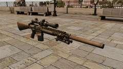 O rifle sniper M110