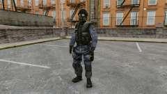 Inglês commando SAS para GTA 4