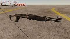 Franchi SPAS-12 shotgun Armageddon