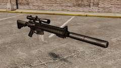 O rifle sniper SR-25