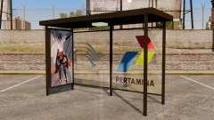 Paragens de autocarro Naruto