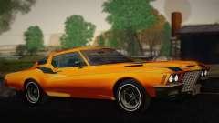 Buick Riviera 1972 Carbine Version
