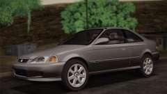 Honda Civic Si 1999 Coupe para GTA San Andreas