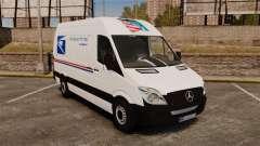 Mercedes-Benz Sprinter US Mail