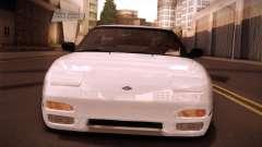 Nissan 240SX 1991 Tunnable