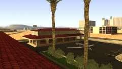 V 1.0 de Las Venturas de estação ferroviária