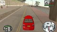 Speedometr da Rockstar para GTA San Andreas