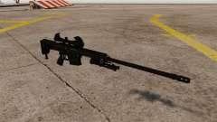 O rifle de Barrett M98B