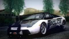 Lamborghini Murciélago polícia 2005