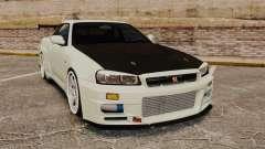 Nissan Skyline GT-R V-Spec II Mk.X [R34]
