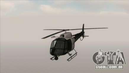 Police Maverick from GTA V para GTA San Andreas