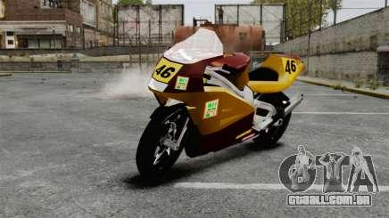 NRG500 para GTA 4