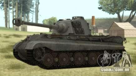 PzKpfw VIB Tiger II para GTA San Andreas